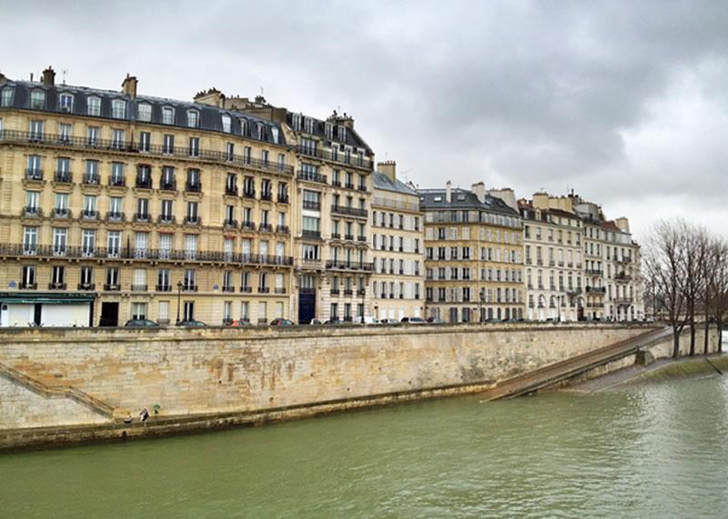 Ile-Saint-Louis Barrio de París