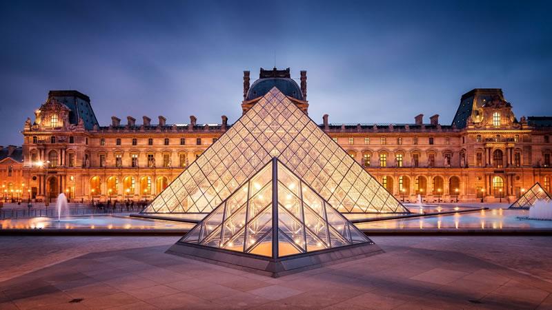 Museo del Louvre, imprescindible de parís