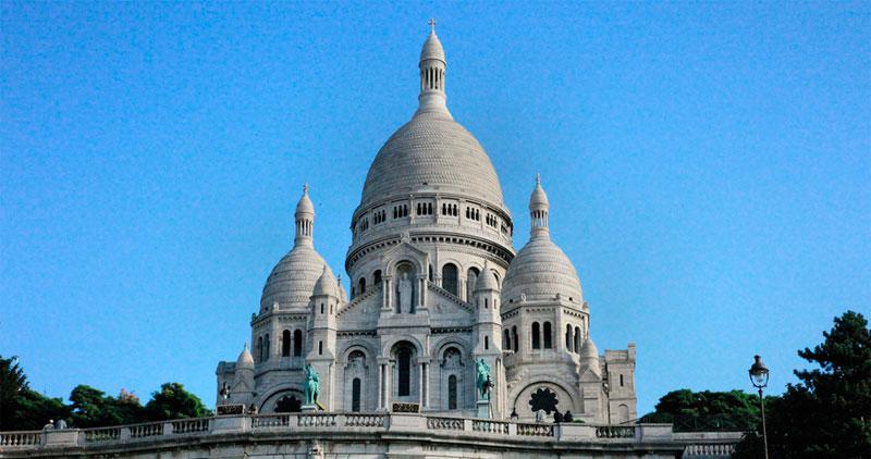 Basilica Sacre en monmarte PARIS