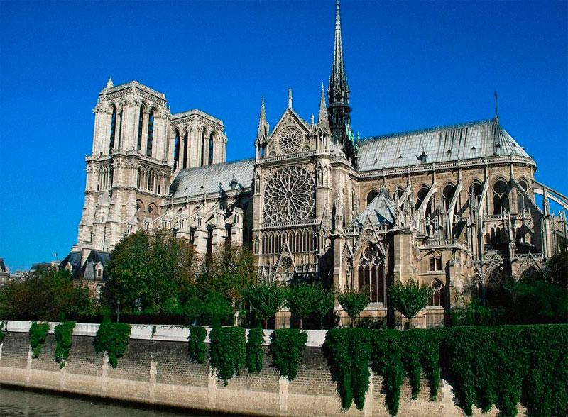 Catedral Notredame Paris