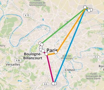 Como llegar desde Orly a la ciudad de París