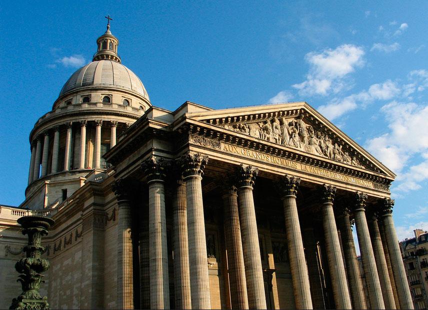 La iglesia madelaine de paris