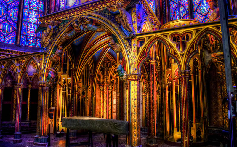 Saint chapelle de Paris