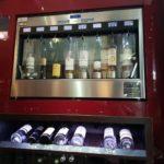 Maquinas expendedoras de vinos