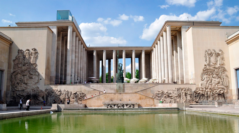 Museo Arte Moderno de Paris