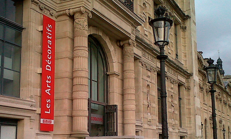 Museo Artes Decorativas Paris