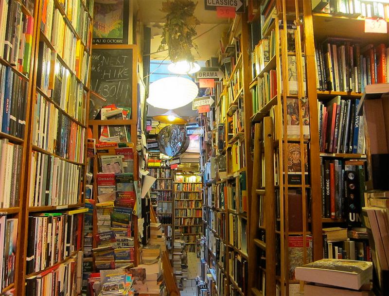 Libreria Abbey en Paris