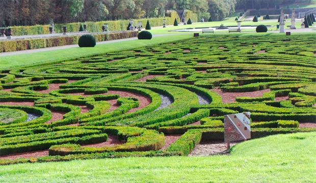 Vaux le vicomte - Disenador de jardines ...